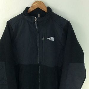 The North Face Denali Black Fleece Jacket